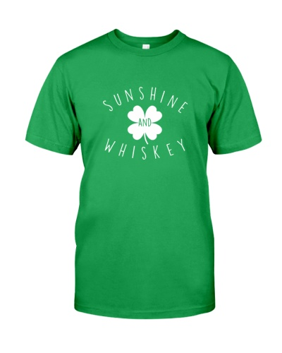 SUNSHINE AND WHISKEY PATRICKS - LIMITED EDITION