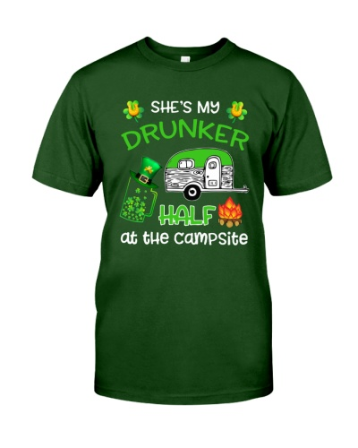 IRISH CAMPING - SHE'S MY DRUNKER - LIMITED EDITION