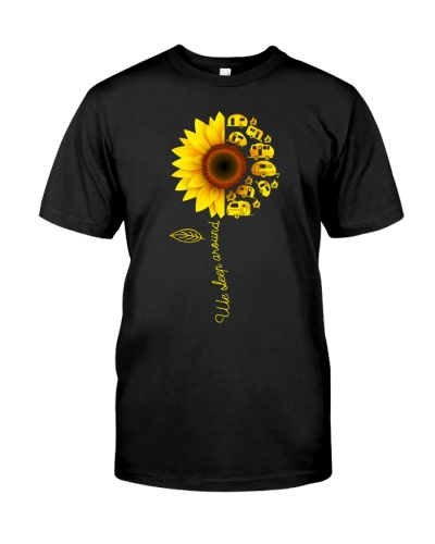CAMPING SUNFLOWER SLEEP AROUND - LIMITED EDITION