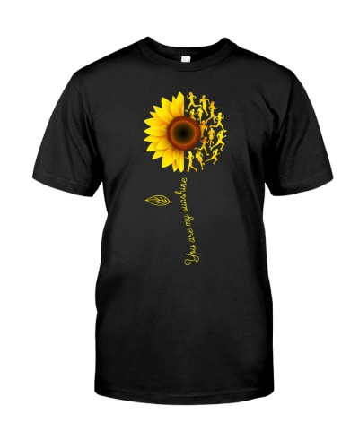 RUNNING - SUNFLOWER SUNSHINE - LIMITED EDITION