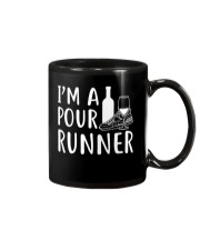 I'M A POUR RUNNER - RUNNING SHIRTS Mug thumbnail