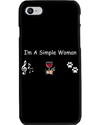 MUSIC-I'M A SIMPLE WOMAN - LIMITED EDITION