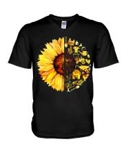 NEW FARMING SHIRT- LIMITED EDITION V-Neck T-Shirt thumbnail