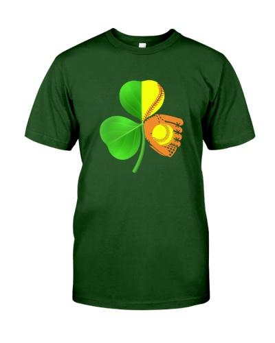 IRISH SOFTBALL - CLOVER - LIMITED EDITION