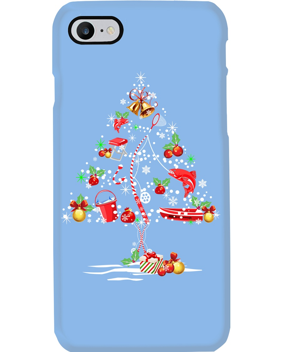 NEW CHRISTMAS FISHING SHIRT - LIMITED EDITION Phone Case