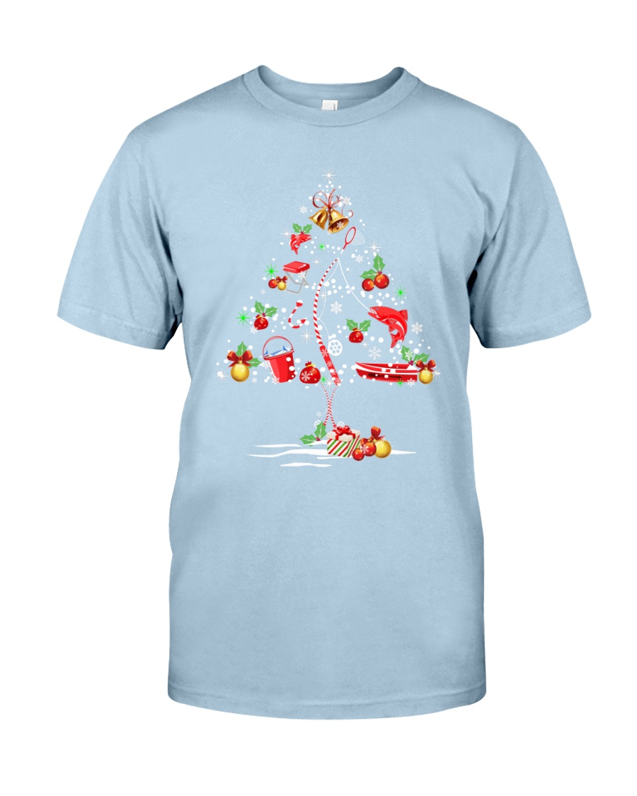 NEW CHRISTMAS FISHING SHIRT - LIMITED EDITION Classic T-Shirt