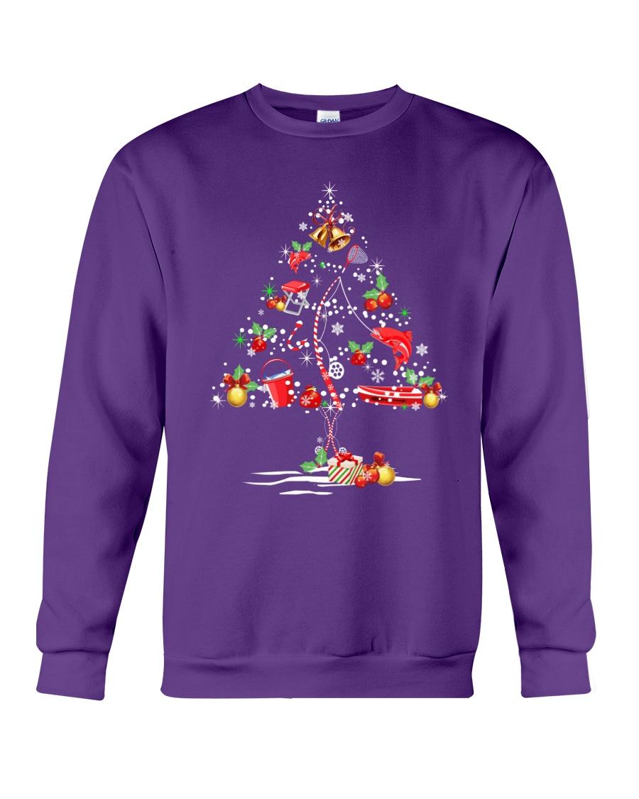 NEW CHRISTMAS FISHING SHIRT - LIMITED EDITION Crewneck Sweatshirt