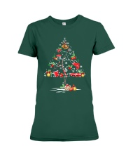 NEW CHRISTMAS FISHING SHIRT - LIMITED EDITION Premium Fit Ladies Tee front