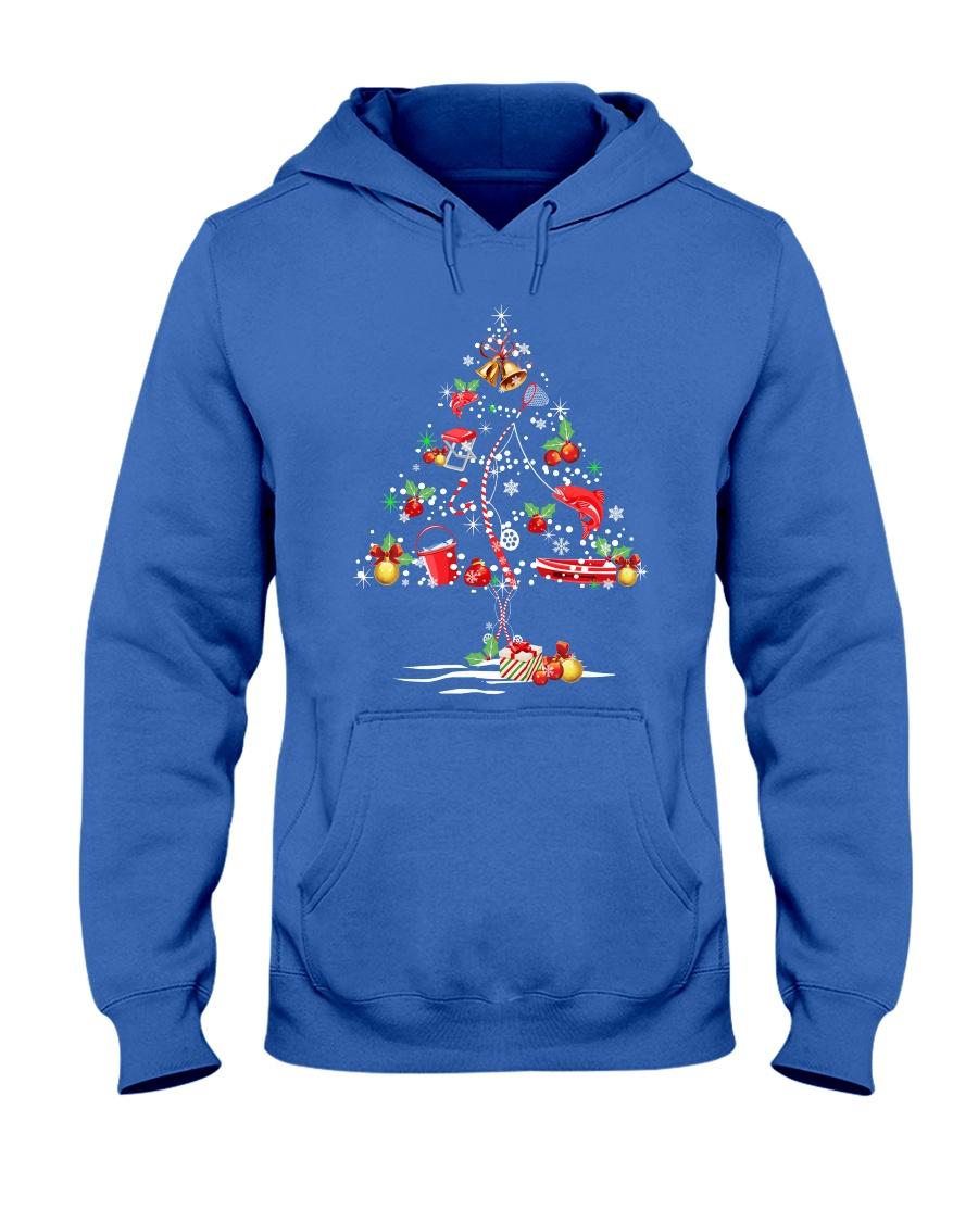NEW CHRISTMAS FISHING SHIRT - LIMITED EDITION Hooded Sweatshirt