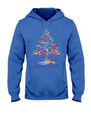NEW CHRISTMAS FISHING SHIRT - LIMITED EDITION Hooded Sweatshirt front