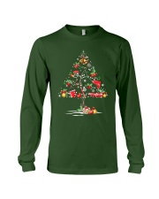NEW CHRISTMAS FISHING SHIRT - LIMITED EDITION Long Sleeve Tee front