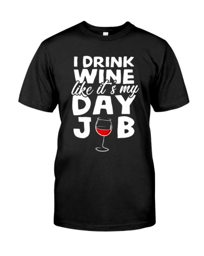 WINE - DAY JOB - LIMITED EDITION