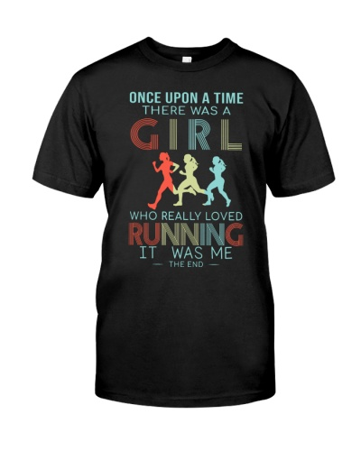 REALLY LOVED RUNNING  - LIMITED EDITION