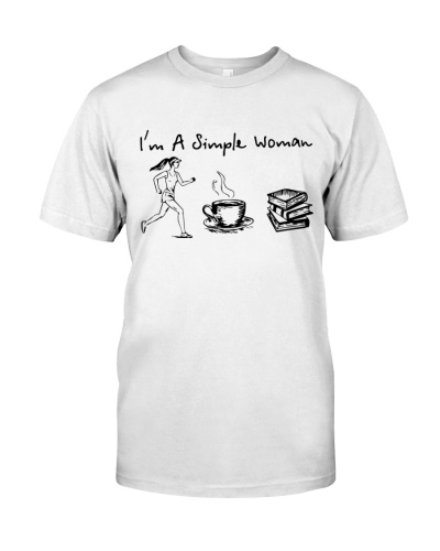 RUNNING - I'M A SIMPLE WOMAN - LIMITED EDITION