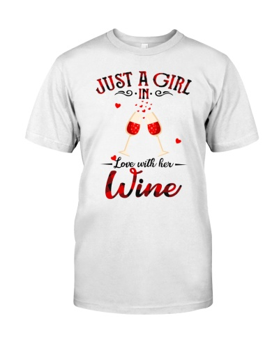 LOVE WITH HER WINE - LIMITED EDITION
