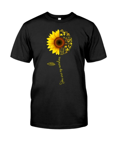 SWIMMING - SUNFLOWER SUNSHINE - LIMITED EDITION