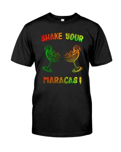 SHAKE YOUR MARACAS - LIMITED EDITION