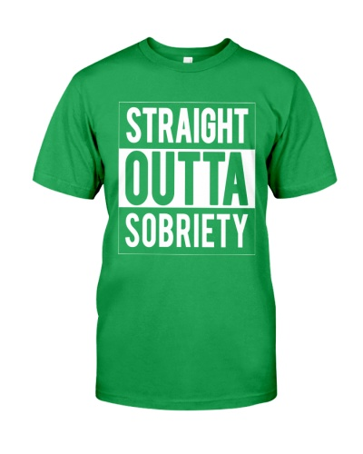 STRAIGHT OUTTA SOBRIETY PATRICKS - LIMITED EDITION