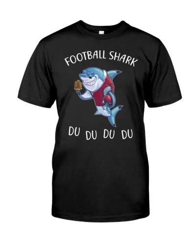 FOOTBALL SHARK DU DU DU DU - LIMITED EDITION