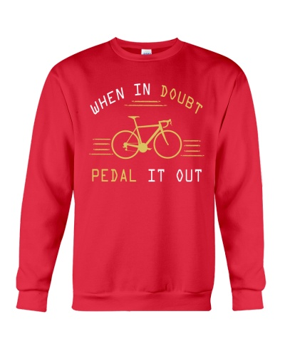 NEW PEDAL IT OUT CYCLING SHIRT
