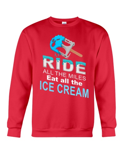 NEW RIDE ALL THE MILES CYCLING SHIRT
