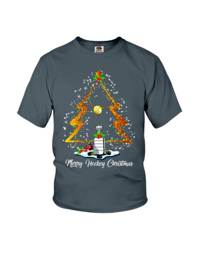 MERRY HOCKEY CHRISTMAS