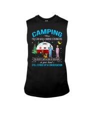 CAMPING WHEN YOU CAN WALK AMONG STRANGERS  Sleeveless Tee thumbnail