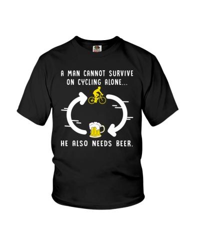 HE ALSO NEEDS BEER