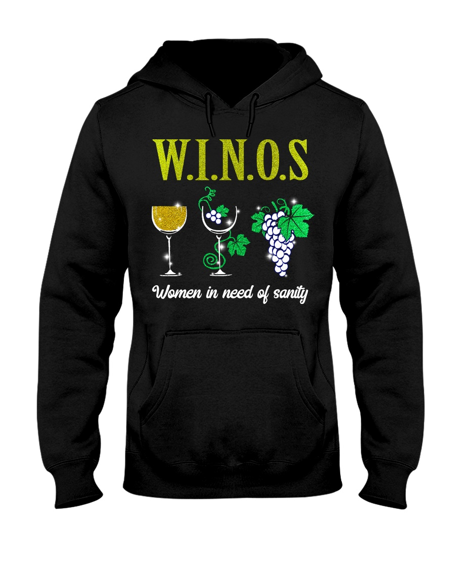 WINOS Hooded Sweatshirt showcase