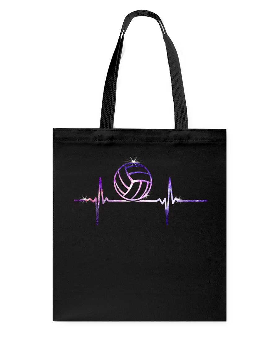 VOLLEYBALL HEART BEAT Tote Bag