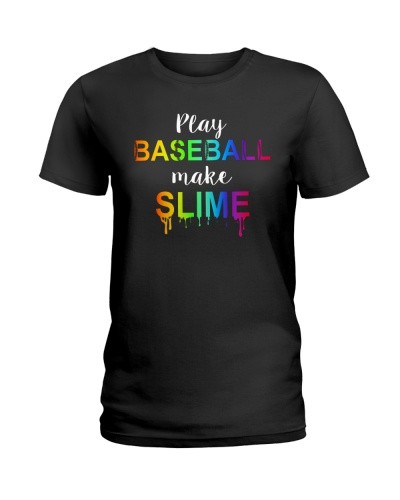 PLAY BASEBALL MAKE SLIME