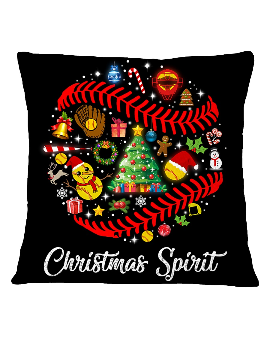 SOFTBALL PILLOW - LIMITED EDITION Square Pillowcase