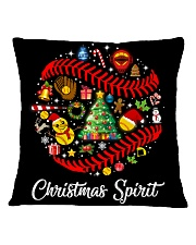 SOFTBALL PILLOW - LIMITED EDITION Square Pillowcase front