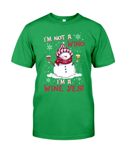 I'M NOT A WINO