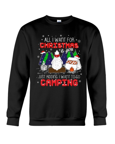 ALL I WANT FOR CHRISTSMAS