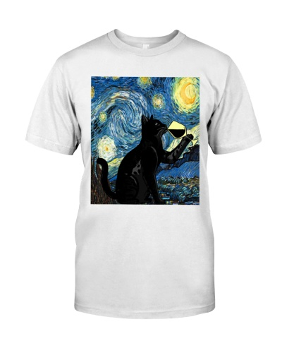 CAT IN STARRY NIGHT - LIMITED EDITION