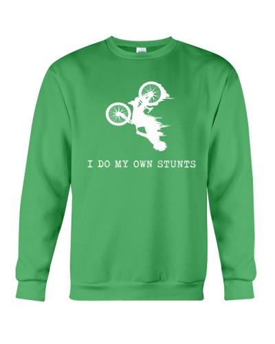 NEW I DO MY OWN STUNTS CYCLING SHIRT