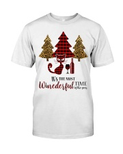 IT'S THE MOST WINEDERFUL TIME OF THE YEAR Classic T-Shirt thumbnail