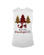 IT'S THE MOST WINEDERFUL TIME OF THE YEAR Sleeveless Tee thumbnail