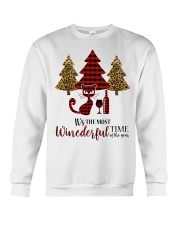IT'S THE MOST WINEDERFUL TIME OF THE YEAR Crewneck Sweatshirt thumbnail