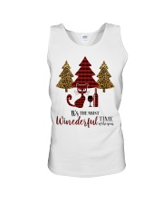 IT'S THE MOST WINEDERFUL TIME OF THE YEAR Unisex Tank thumbnail