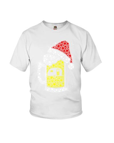 BEER AND CAMPING  - CHRISTMAS SHIRT