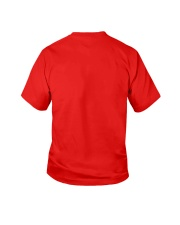 HOCKEY IS EASY  Youth T-Shirt back
