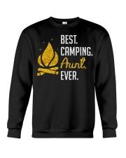 BEST CAMPING AUNT Crewneck Sweatshirt thumbnail
