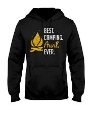 BEST CAMPING AUNT Hooded Sweatshirt thumbnail