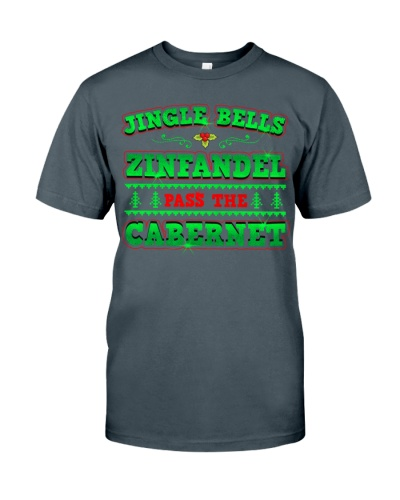 JINGLE BELLS  - CHRISTMAS SHIRT