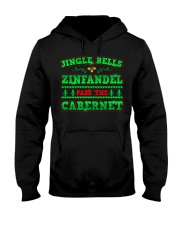 JINGLE BELLS  - CHRISTMAS SHIRT Hooded Sweatshirt thumbnail