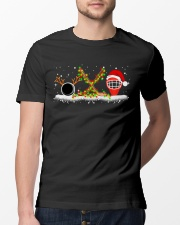 HOCKEY CHRISTMAS SPIRIT - NEW EDITION  Classic T-Shirt lifestyle-mens-crewneck-front-13