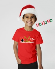 HOCKEY CHRISTMAS SPIRIT - NEW EDITION  Youth T-Shirt lifestyle-holiday-youth-front-1