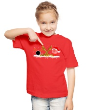 HOCKEY CHRISTMAS SPIRIT - NEW EDITION  Youth T-Shirt lifestyle-youth-tshirt-front-2